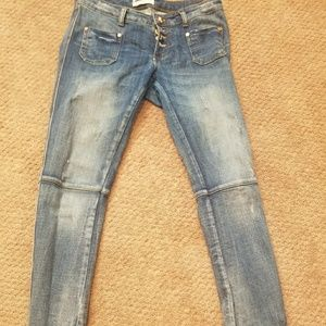 One teaspoons jeans Excellent condition.